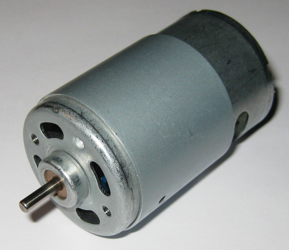 Rs 550 motor 12 vdc 14000 rpm high power 550 fan for What is dc motor