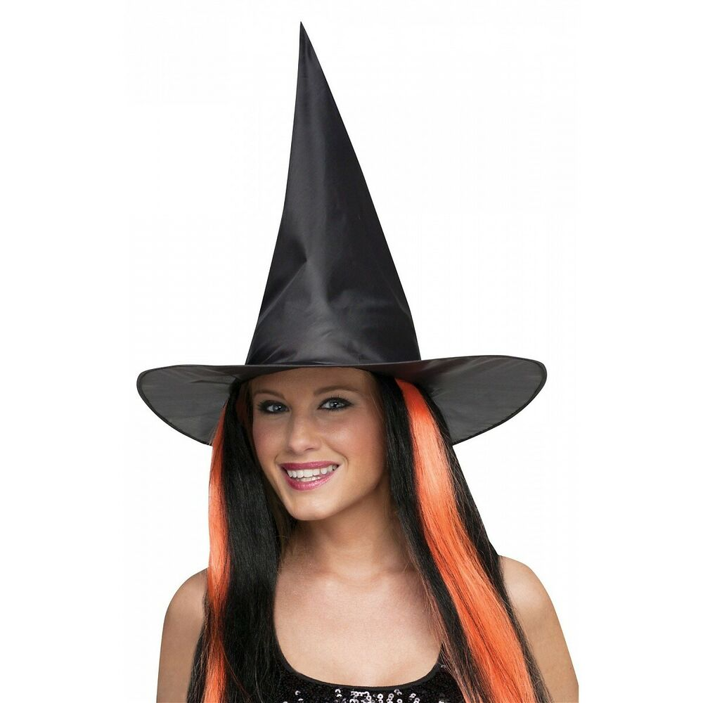 black witch hat womens costume fancy dress