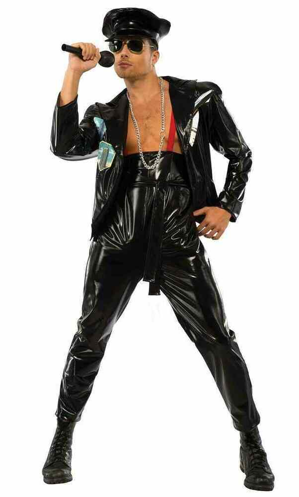 Freddie Mercury Deluxe Concert Outfit Queen Rock Star Halloween Adult Costume | eBay