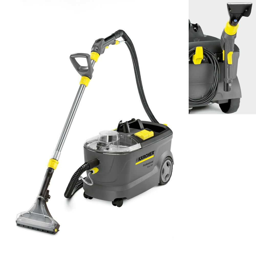 new karcher puzzi 10 1 carpet cleaner replacement of puzzi 100 11001320 ebay. Black Bedroom Furniture Sets. Home Design Ideas