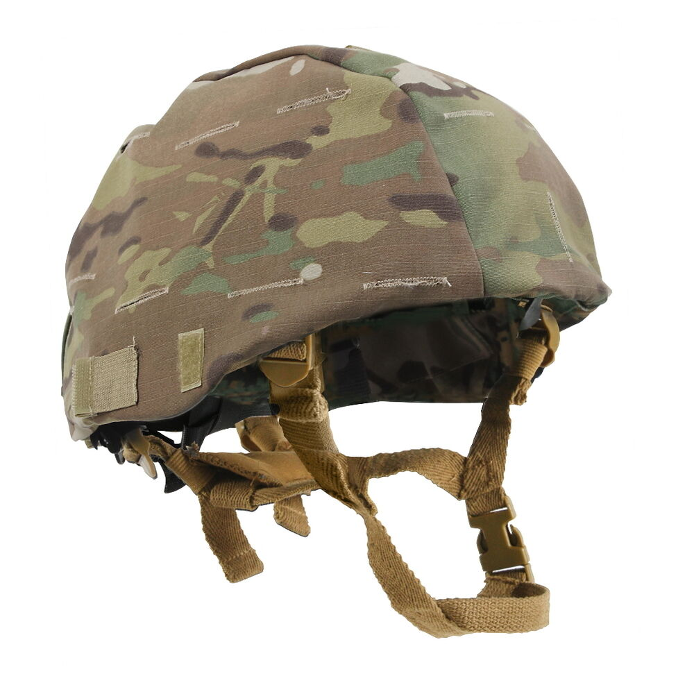 Army Navy Helmets >> US Tactical Military MultiCam Camo Combat MICH Airsoft Paintball Helmet Cover | eBay