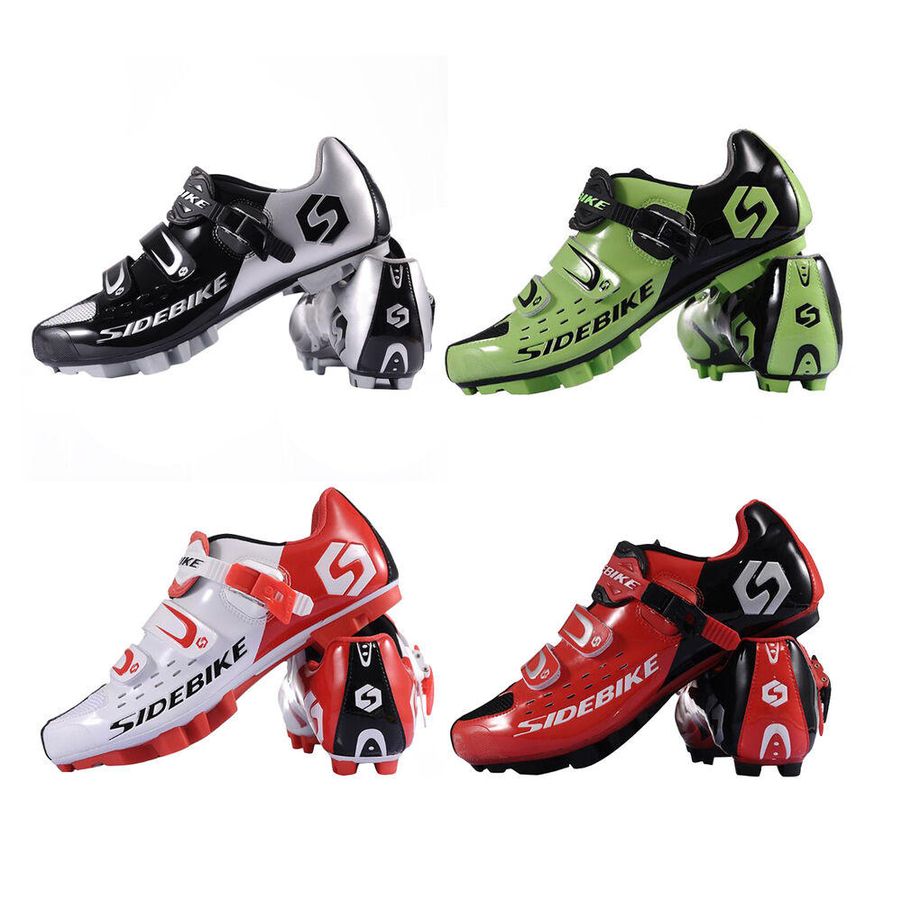 Mens Spd Mountain Bike Shoes
