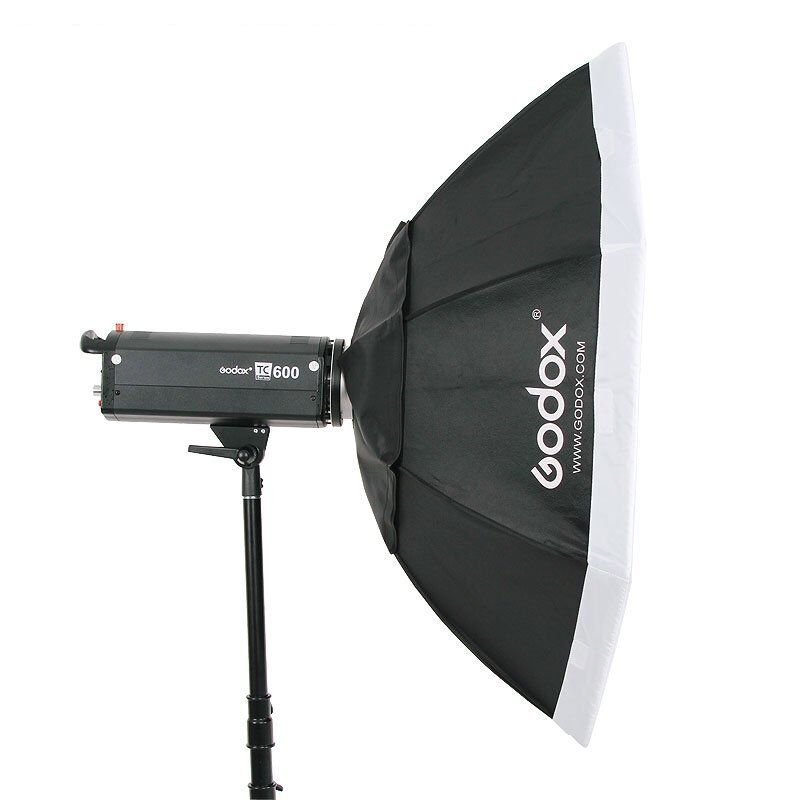 """37 Octagon Honeycomb Grid Softbox With Flash Mounting For: Godox 140cm 55"""" Octagon Softbox Bowens Mount For Studio"""