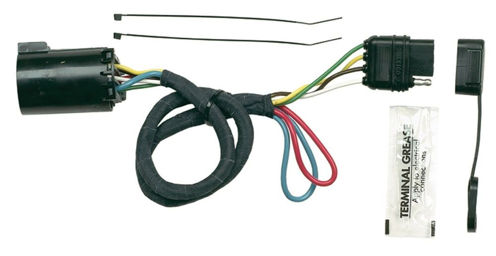Hoppy Trailer Plug Adapters Wire Diagram