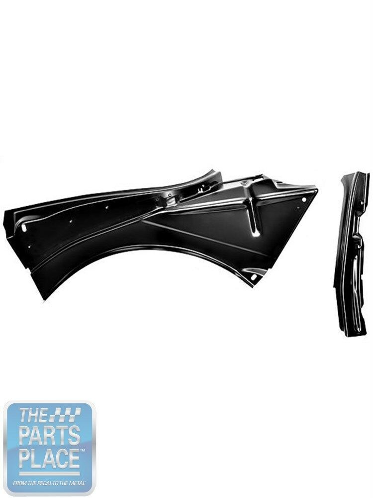 1967 68 camaro firebird convertible lh quarter panel inner bracket each ebay. Black Bedroom Furniture Sets. Home Design Ideas