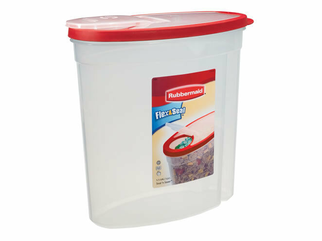 rubbermaid flex and seal