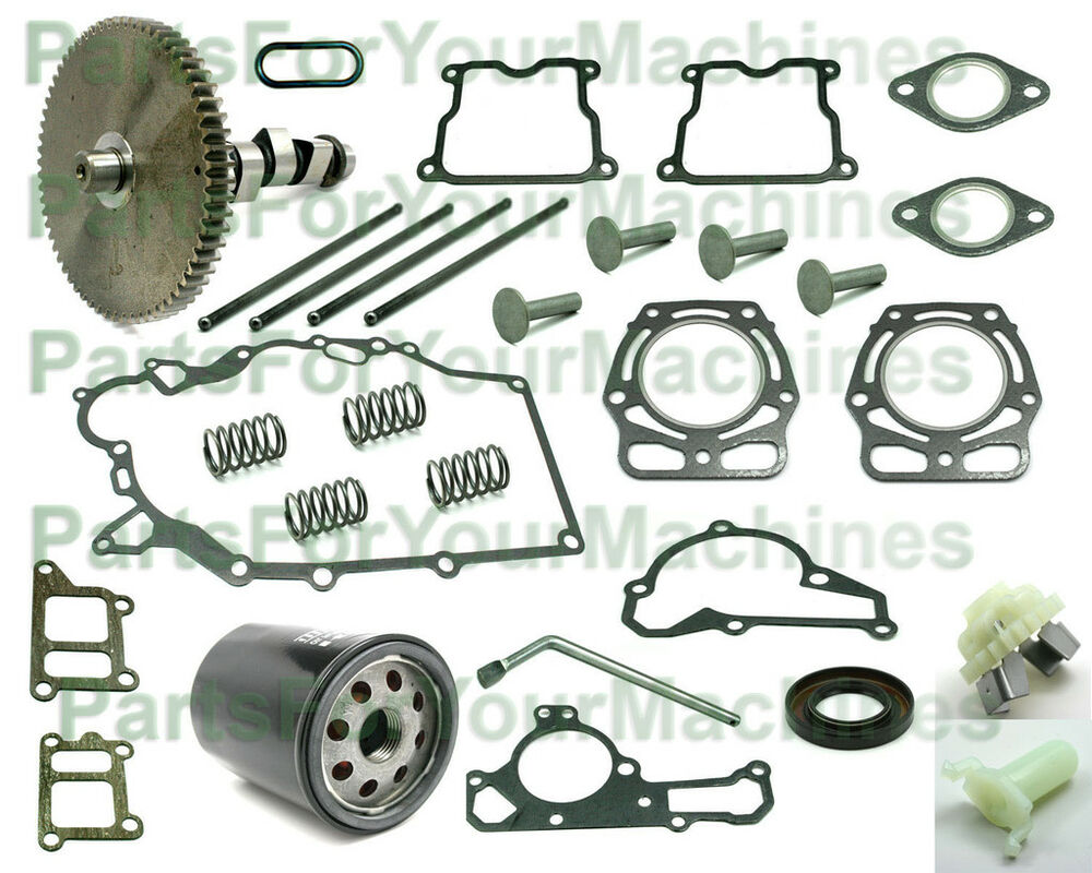 John Deere 425 Replacement Parts : Repair kit for john deere tractors kawasaki