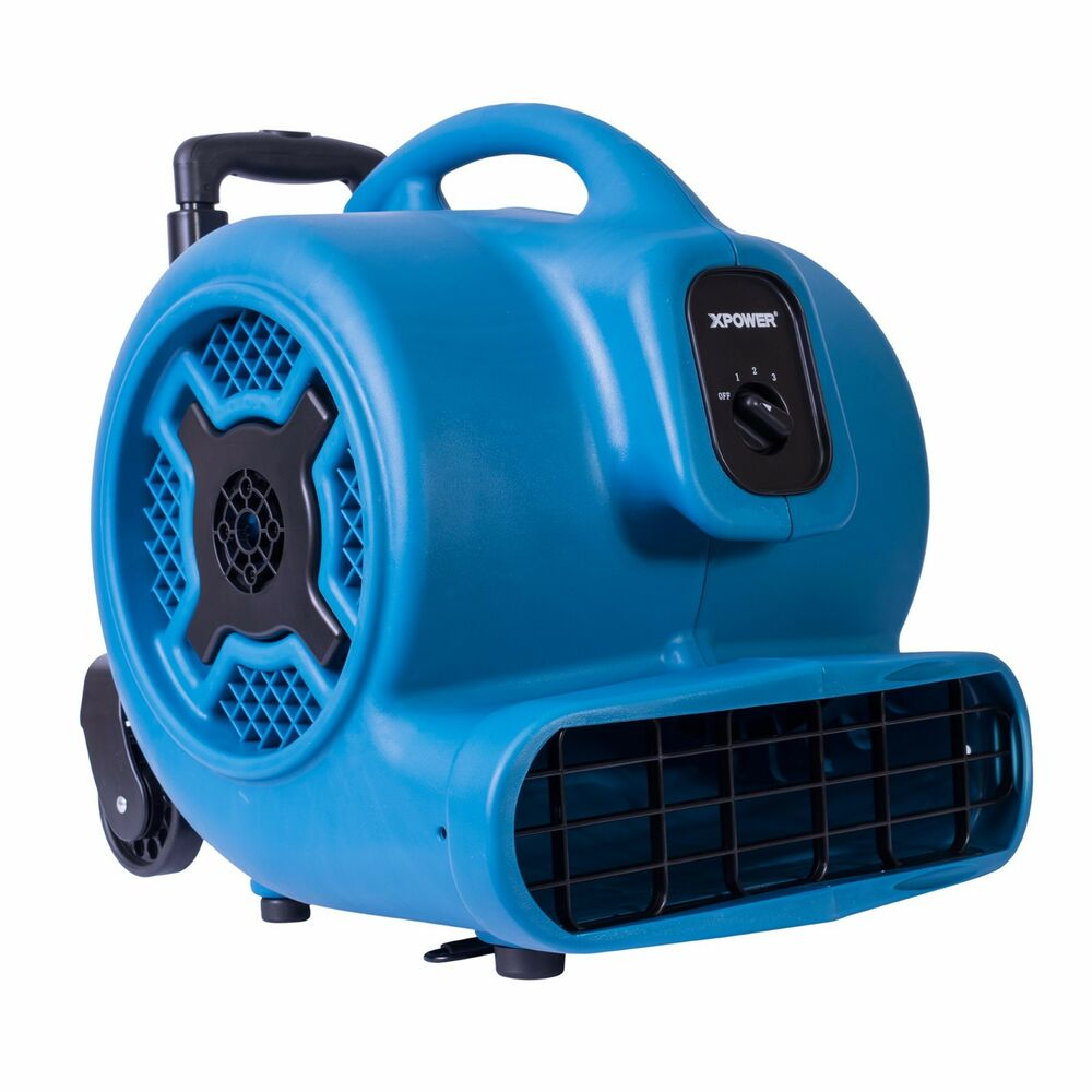 Xpower P 830h 1 Hp 3600 Cfm Air Mover Carpet Dryer Fan