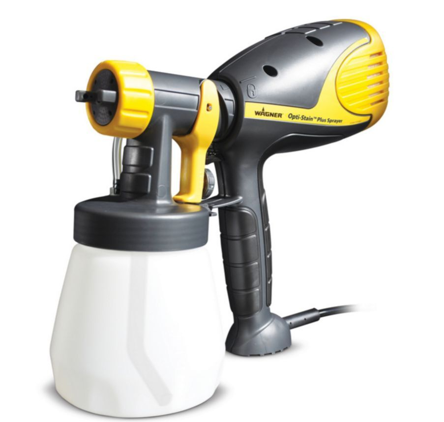 New wagner handheld paint sprayer gun tool spray deck for Airless paint sprayer for kitchen cabinets