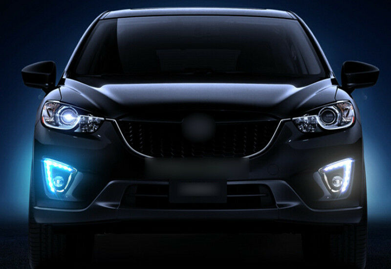 Daytime Driving Running Fog Light Lamp For Mazda Cx 5 Cx5
