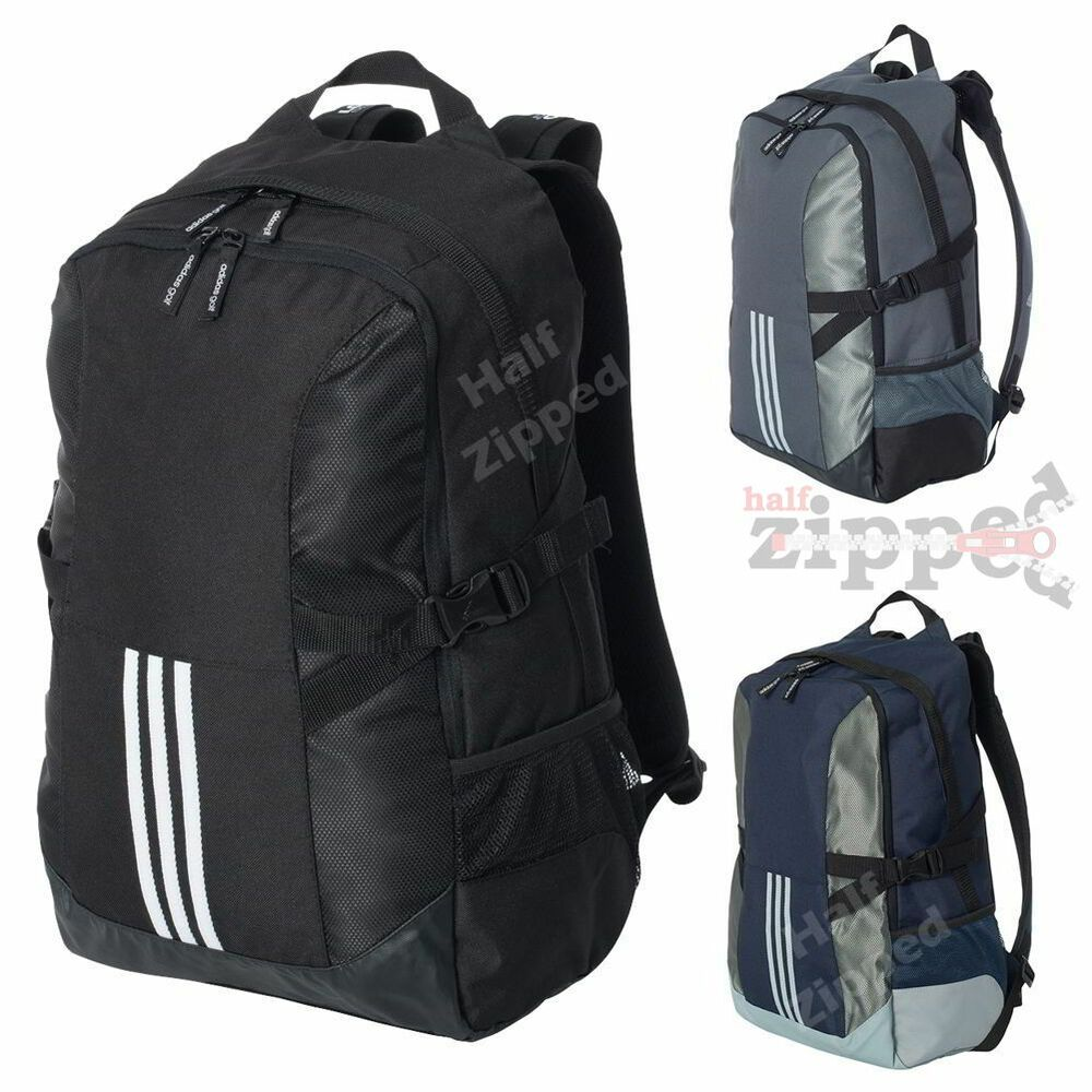 Adidas 25.5L Backpack A300 Computer Padded Laptop Sleeve ...