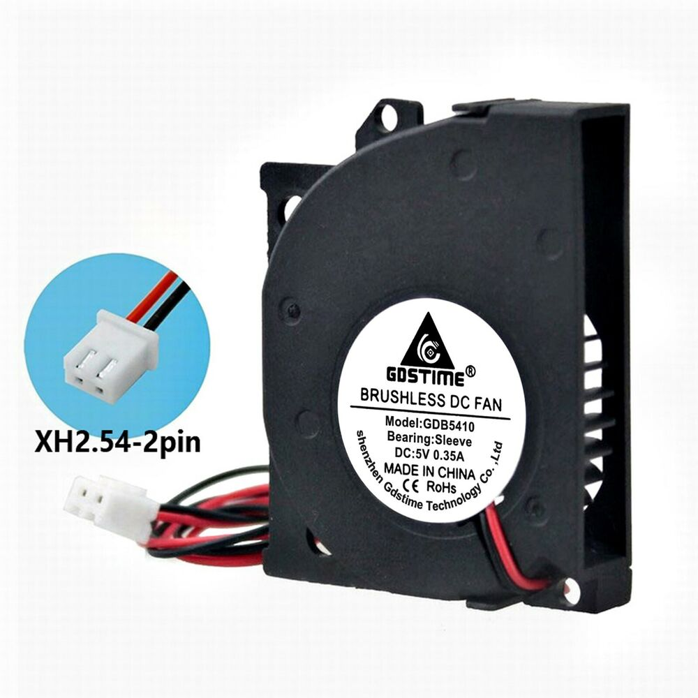 Small Dc Fans : V cm mm small laptop brushless dc blower