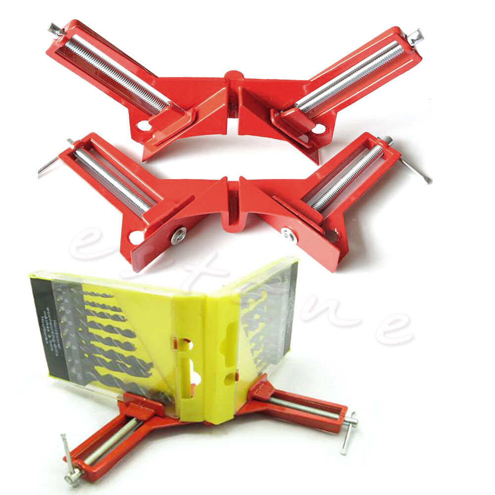 Beautiful 90Degree Corner Right Angle Vice Clamps Woodworking Frame