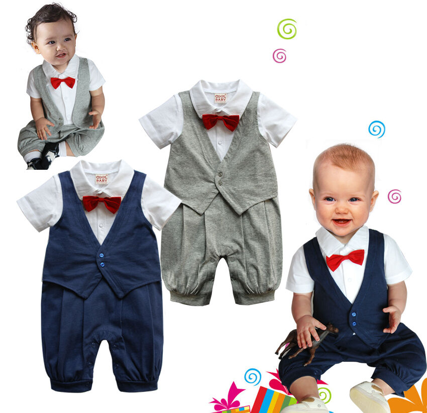 Baby junge fliege weste body outfit taufe hochzeitsfeier - Taufe outfit junge ...