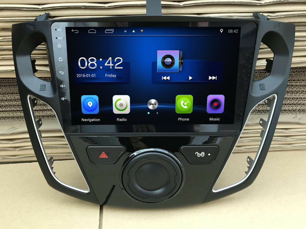 9 wifi 3g android touch screen car stereo radio gps. Black Bedroom Furniture Sets. Home Design Ideas