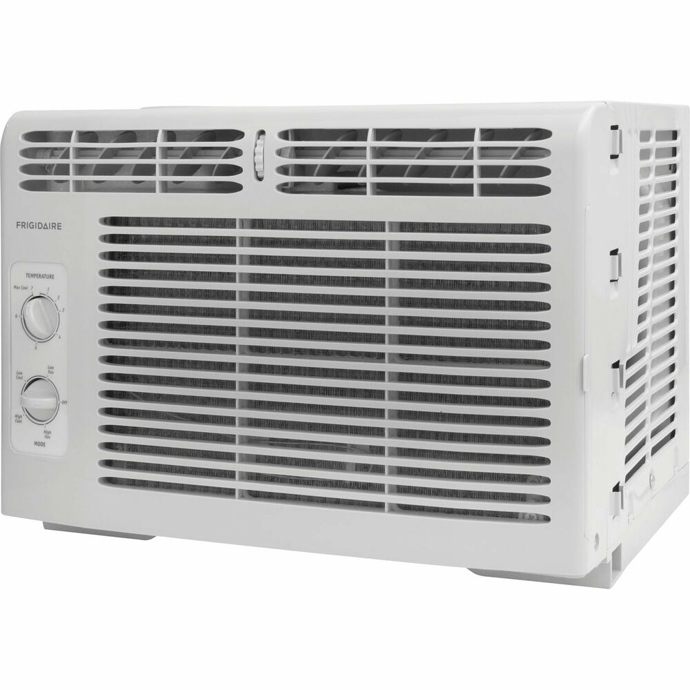 Frigidaire 115v window air conditioner 5000 btu mini for 110 window unit