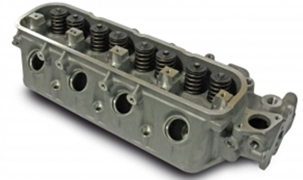Toyota 4y Fork Truck Forklift Cylinder Head Complete Loaded Propane Gas New Lpg
