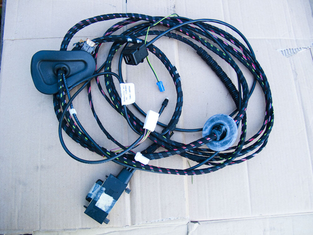 Jaguar Xj40 Xj6 Telephone Car Phone Wiring Harness Loom
