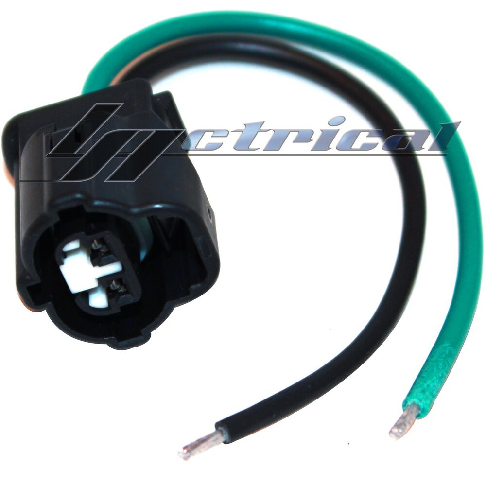100 new alternator repair plug harness 2 pin wire for. Black Bedroom Furniture Sets. Home Design Ideas