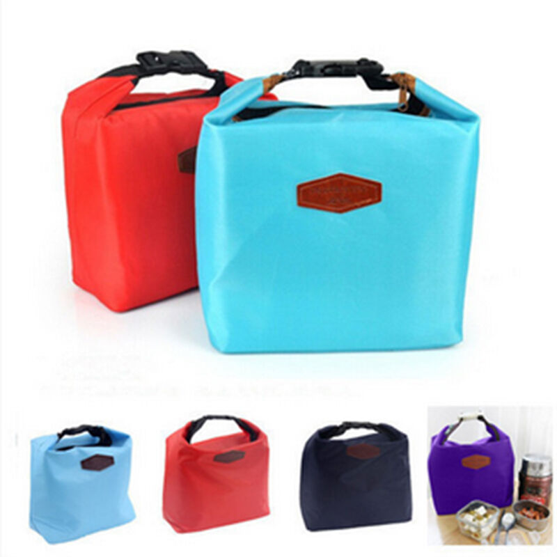 picnic insulated lunch bag box container cooler thermal
