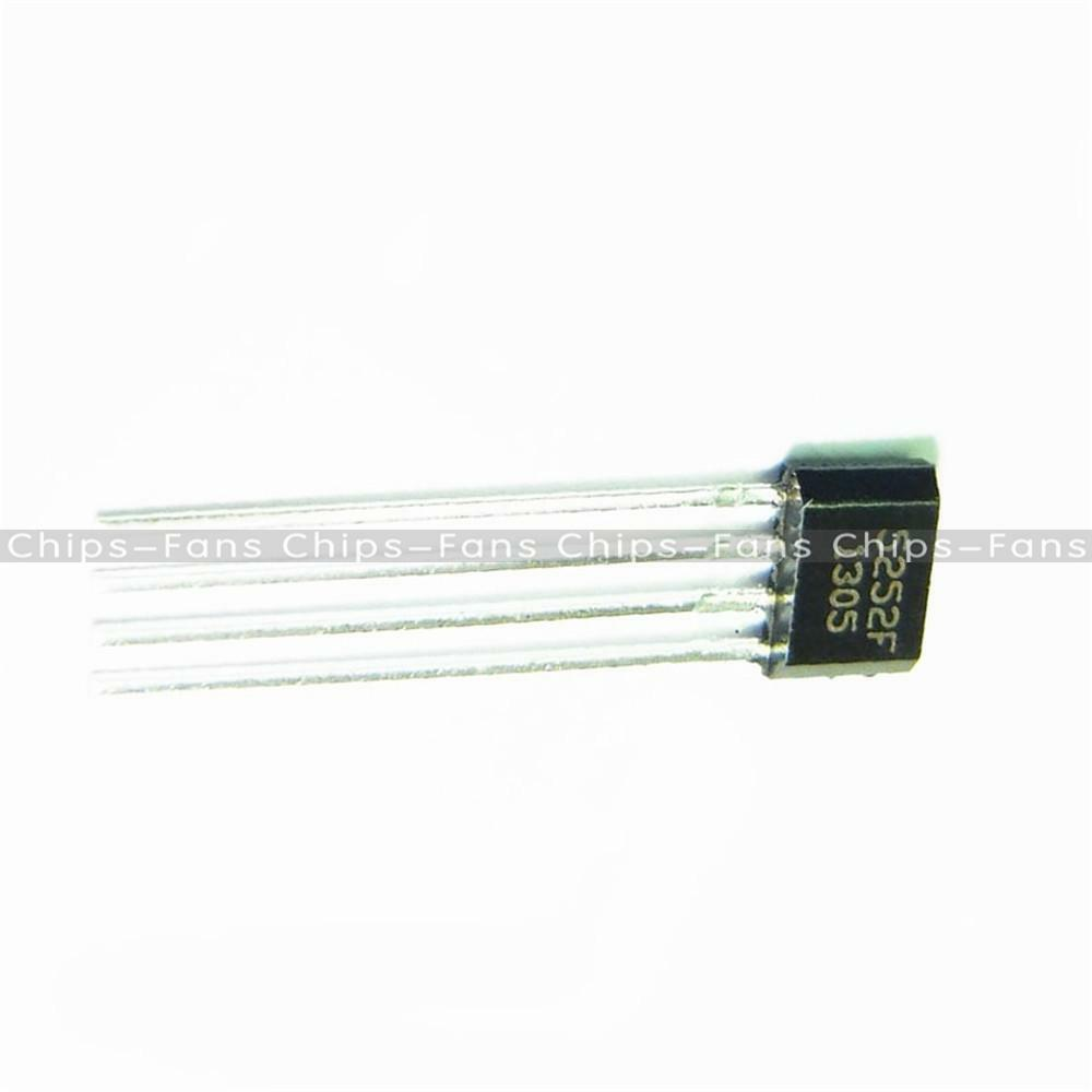 100pcs qx5252 5252f new and original ic driver to