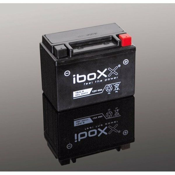 iboxx motorrad gel batterie 53030 12v 30ah ebay. Black Bedroom Furniture Sets. Home Design Ideas