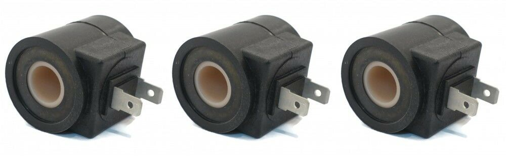 3  new snow plow control valve coils 49230 49230k for