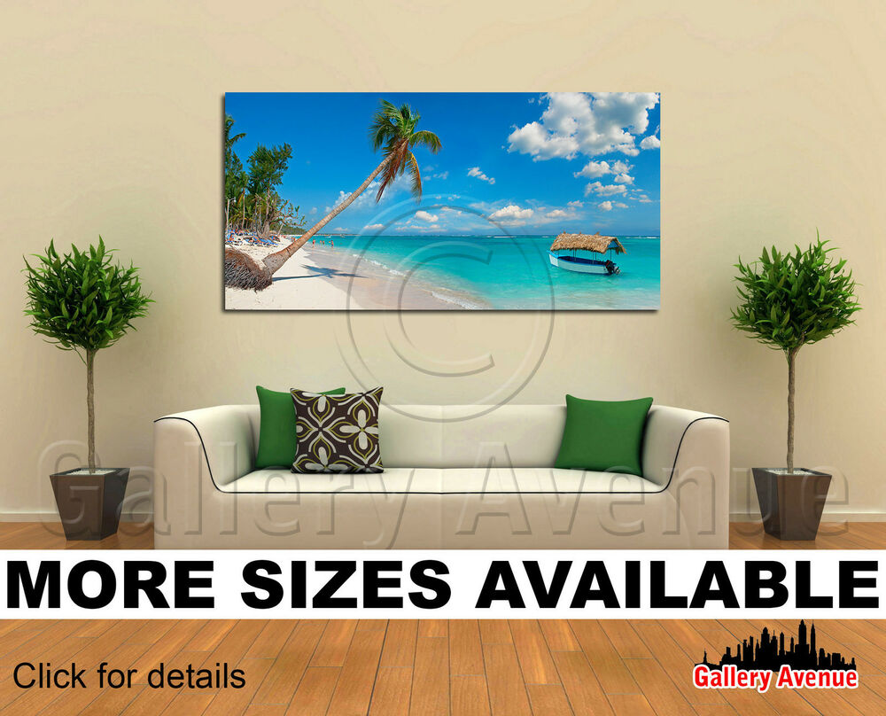 Wall Decoration Tree Painting: Wall Art Canvas Picture Print
