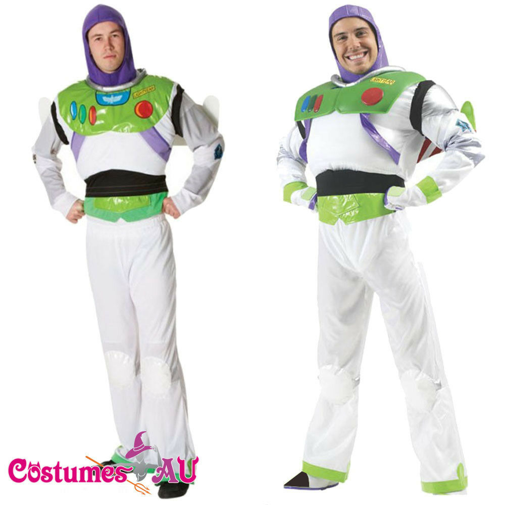 Buzz Lightyear Costume Adult 51