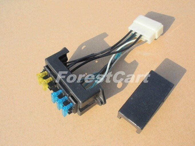 Fuse Box Resistor Kit For Bad Boy Buggies Year 2007 To 2010  Part No  616168