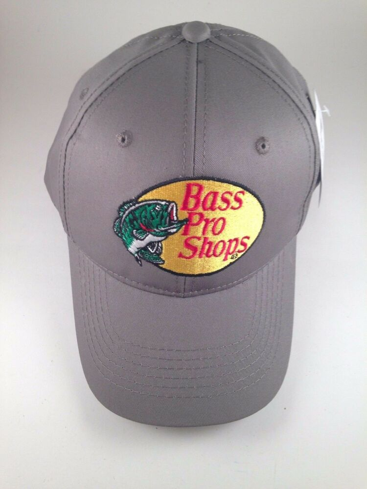 Bass pro shops snapback adjustable hunting fishing hat for Bass pro shop fishing line