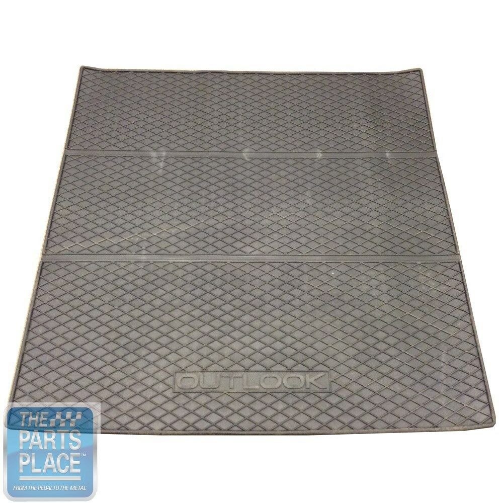 Truck Bed Floor Thick Real Rubber Heavy Duty Mat 4ft X
