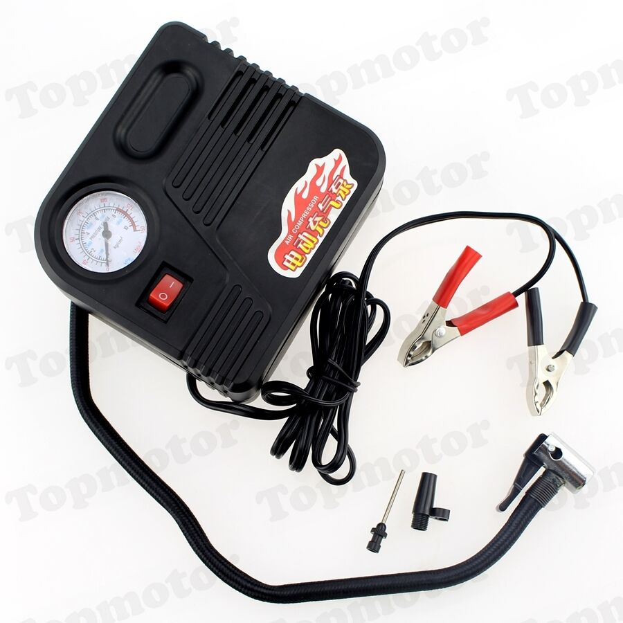 Car Motorcycle Bike Compact Mini Tyre Electric Air