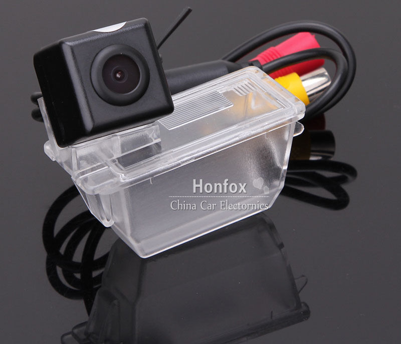 HD CCD Car Rear View Camera For Ford Kuga Escape 2013