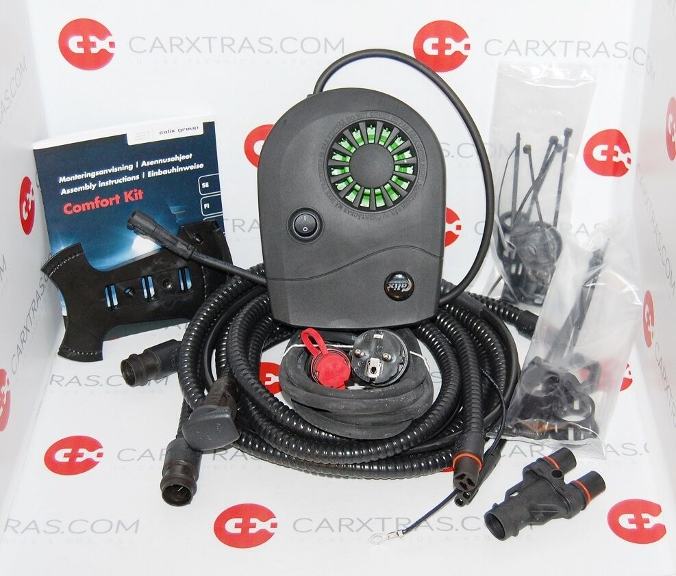 calix car interior heater comfort kit 1400 1620010 ebay. Black Bedroom Furniture Sets. Home Design Ideas