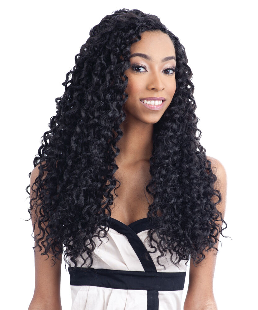 Barbadian Braid Freetress Bulk Crochet Braiding Hair