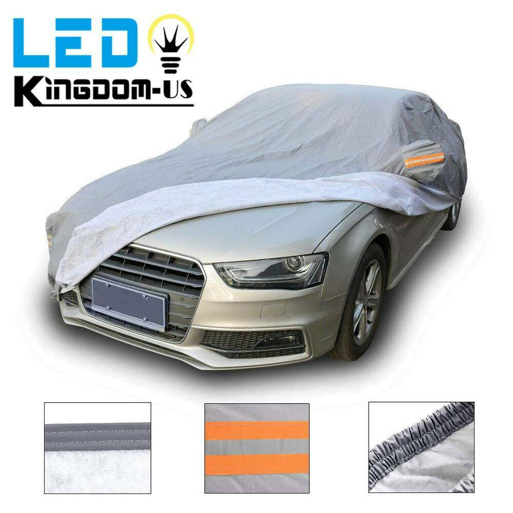 Muti Size 9 Layers Water Rain Snow Proof Car Cover