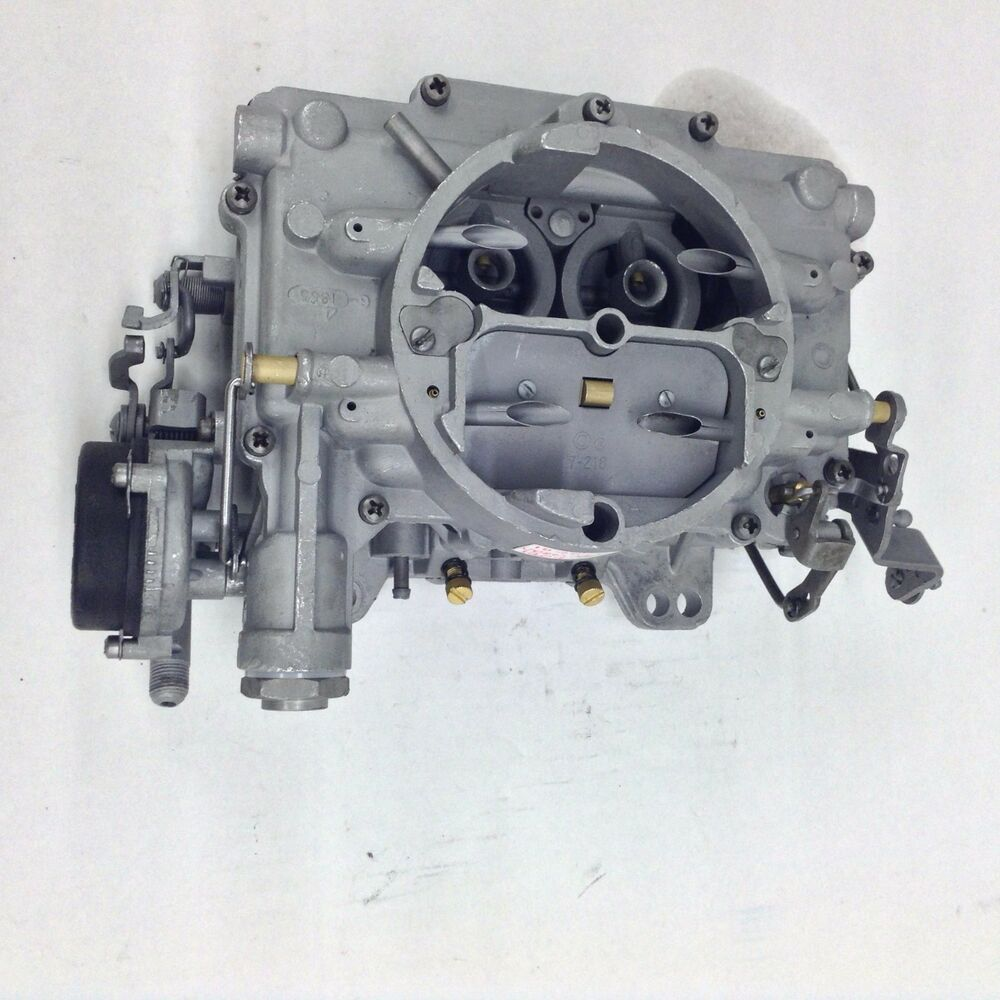 Buick V8 Engines: CARTER AFB 4331S CARBURETOR 1967 BUICK 340 ENGINE AUTO