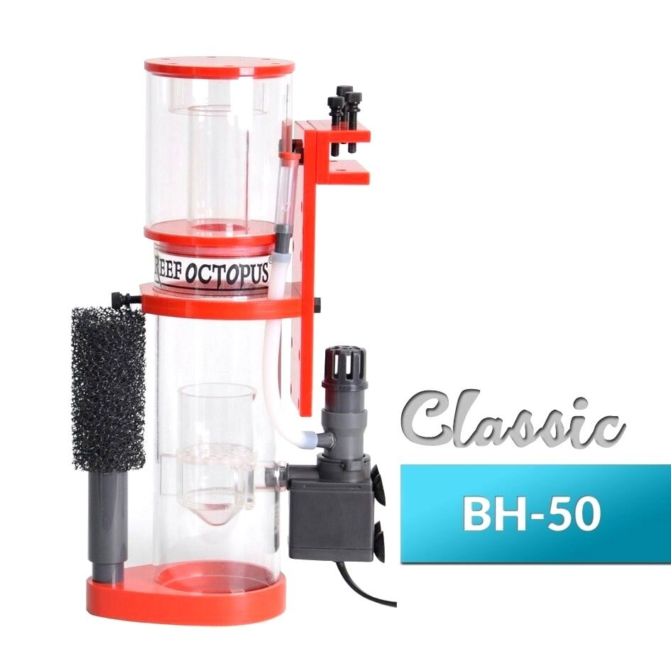 Reef Octopus Bh50 Nano Protein Skimmer Hang On The Back