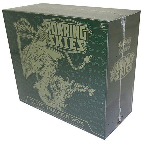 Pokémon Trading Card Game XY Roaring Skies Sealed Elite