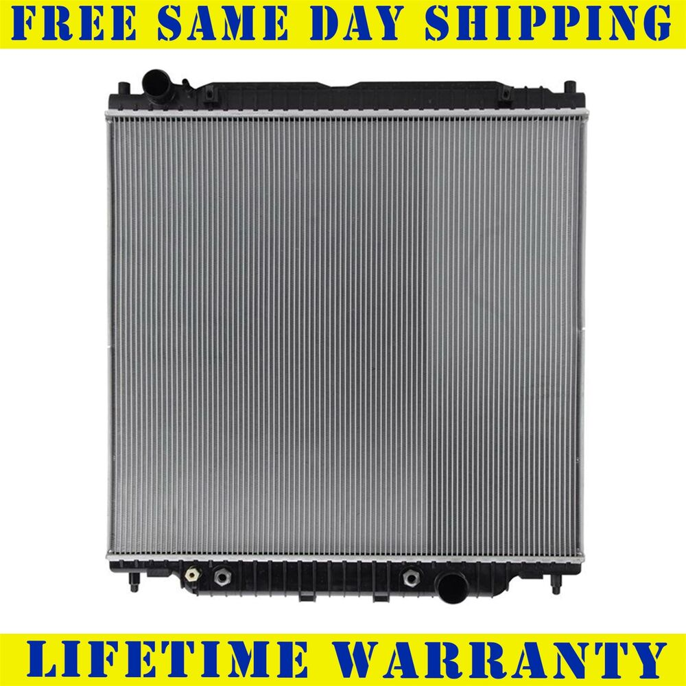 Ford F 350 Super Duty Carpet Replacement 99 07: 2887 RADIATOR FOR FORD FITS F250 F350 F450 F550 SUPER DUTY