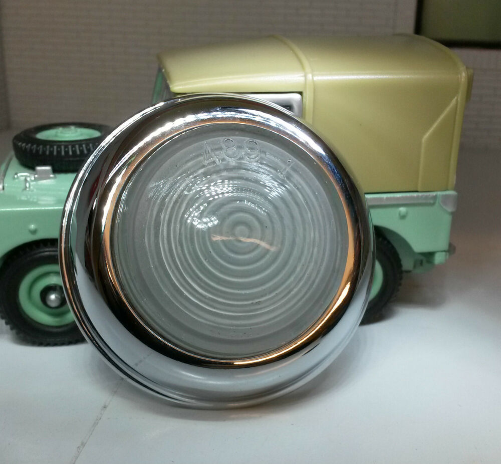 Land Rover Series 1 80 86 Lucas L489 Side Light Clear