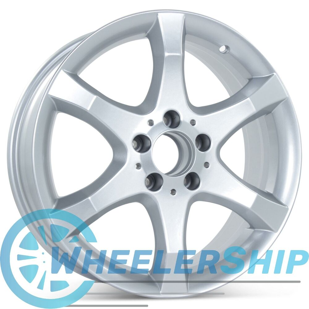 New 17 x 7 5 replacement wheel for mercedes c230 c350 for Mercedes benz replacement wheels