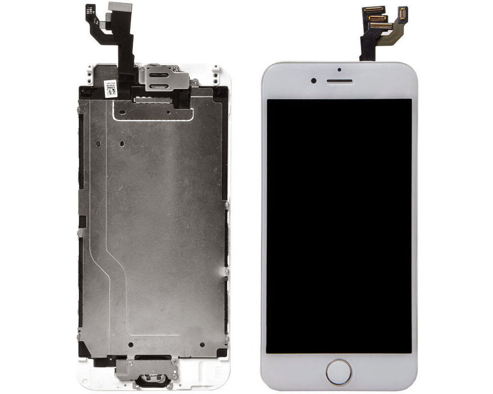 iphone front camera white iphone 6 touch screen assembly digitizer lcd 11881