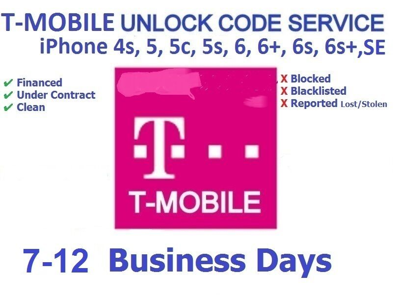t mobile unlock iphone t mobile tmobile unlock service for iphone 7 7 se 6s 6s 3782