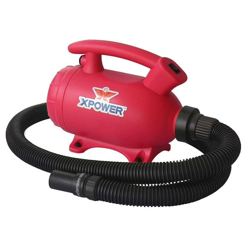 Force One Blower : Xpower b home pet grooming blower blaster dog force