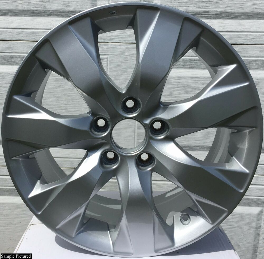 1 Genuine Oem 17 Quot Wheel Rim For 2007 2008 2009 2010 2011