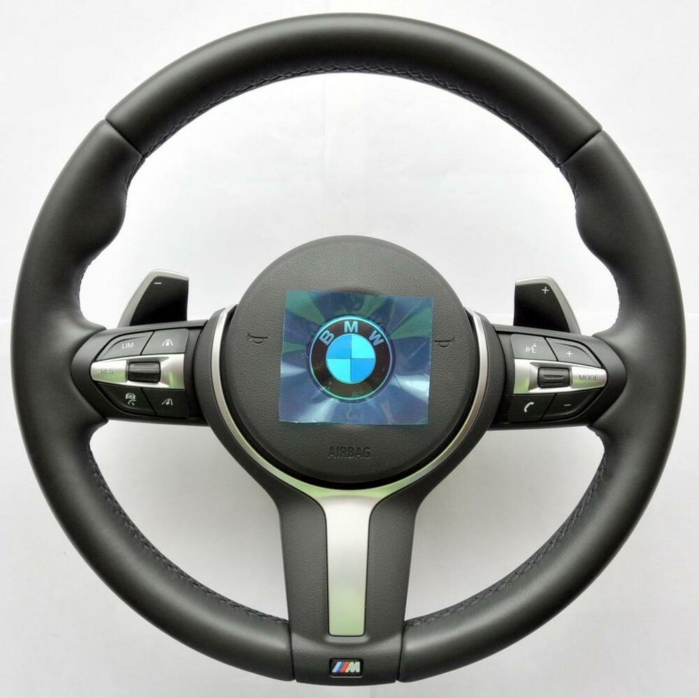 bmw full heated acc m sport steering wheel f10 f11 f07 gt. Black Bedroom Furniture Sets. Home Design Ideas