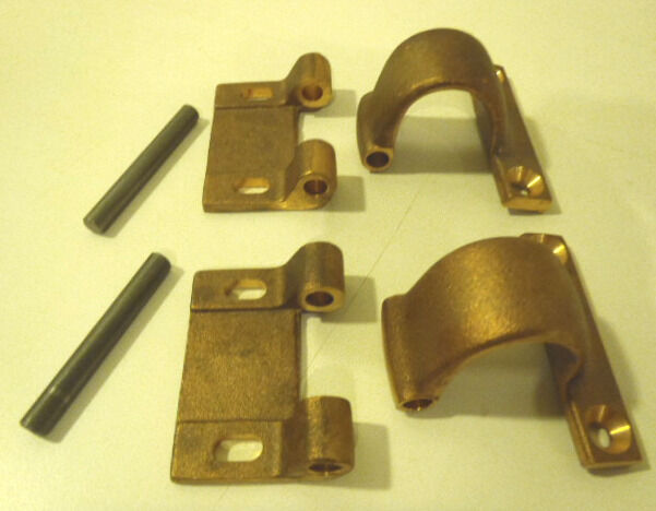 Ford 3w three window coupe windshield windscreen hinge for 1932 ford door hinges
