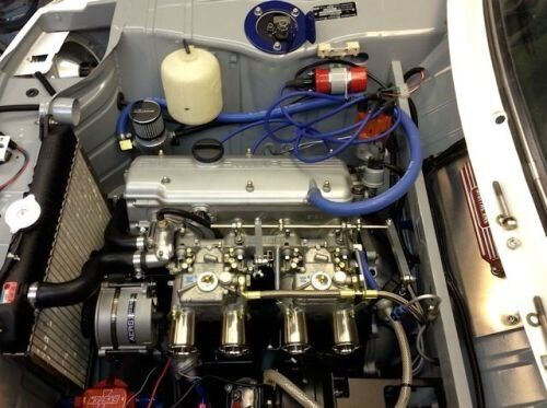 bmw 2002 dual 45 dcoe weber carburetor kit ebay. Black Bedroom Furniture Sets. Home Design Ideas